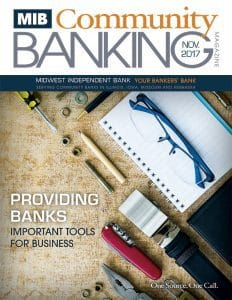 MIB Community Banking Magazine November 2017