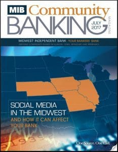 MIB Community Banking Magazine July 2017