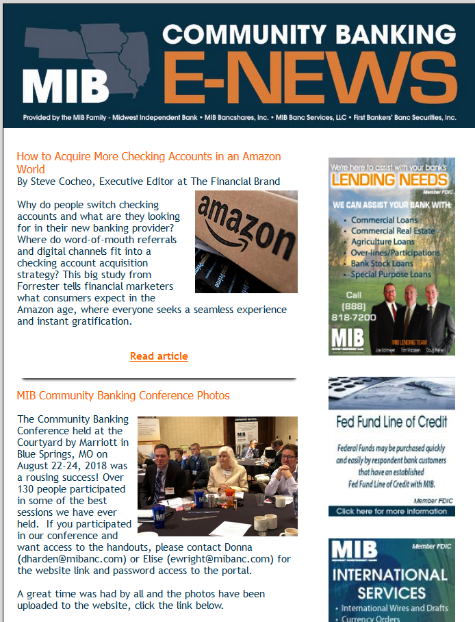 September eNews 2018 click to download