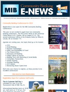 MIB May 2019 eNews click to download
