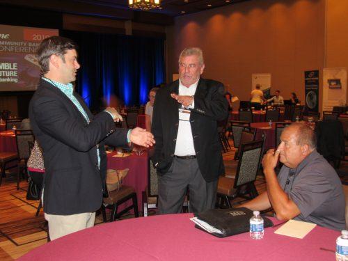 MIB Community Banking Conference AW Spellmeyer Ed Krei Dan Ward