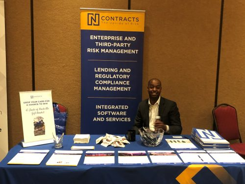 Ncontracts exhibit booth photo 1