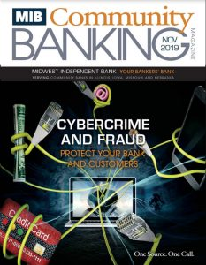 MIB Community Banking Magazine November 2019