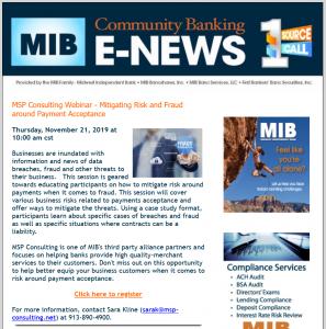 MIB eNews Nov 2019 link