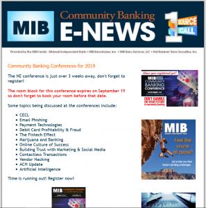 MIB e news link